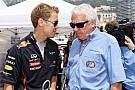 Vettel denies signing Ferrari deal