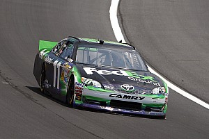 Hamlin, Toyota drivers discuss Charlotte race