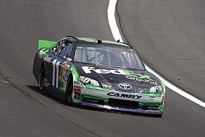 NASCAR Sprint Cup Hamlin, Toyota drivers discuss Charlotte race
