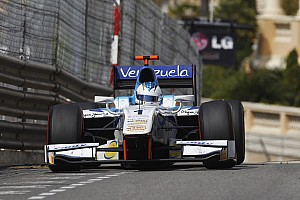 GP2 Cecotto storms to Monaco pole