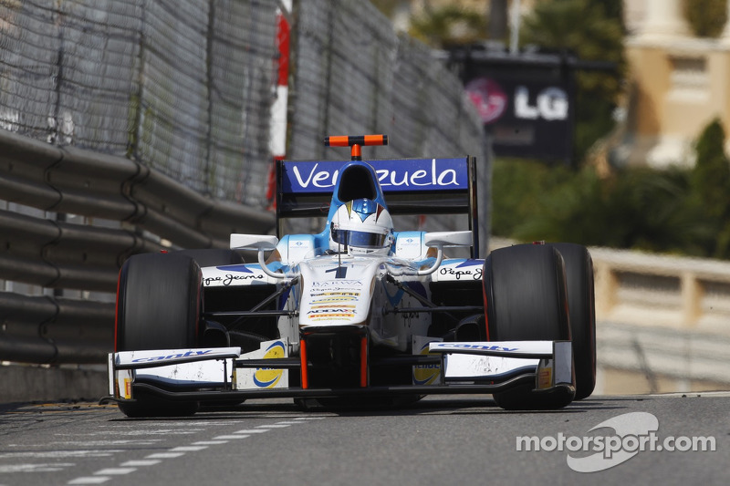Cecotto storms to Monaco pole