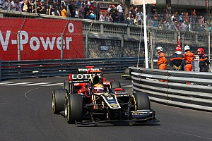 GP2 Lotus GP Monaco event summary