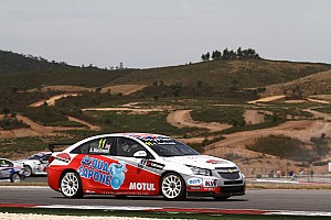 WTCC Alex MacDowall Race of Portugal summary