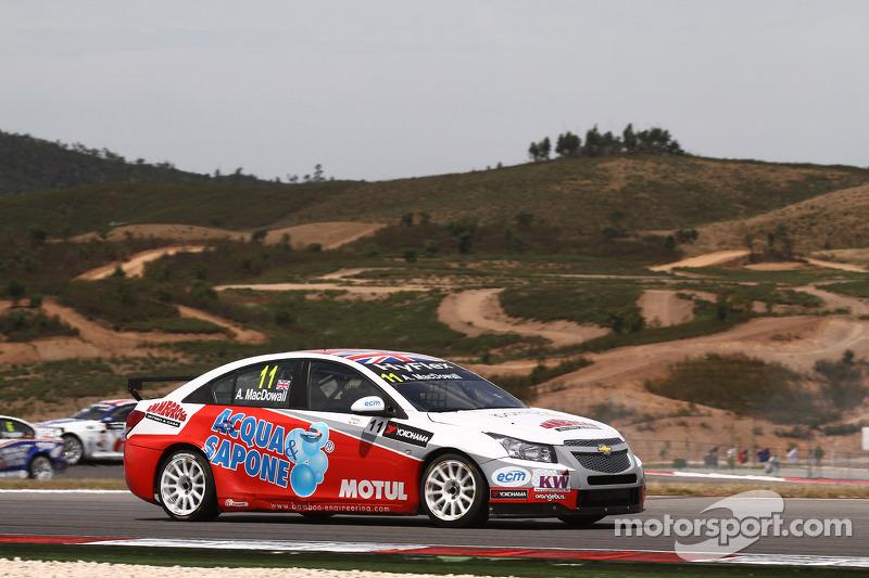 Alex MacDowall Race of Portugal summary