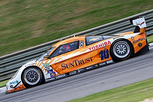 Grand-Am SunTrust Racing Mid-Ohio race ends short of the finish