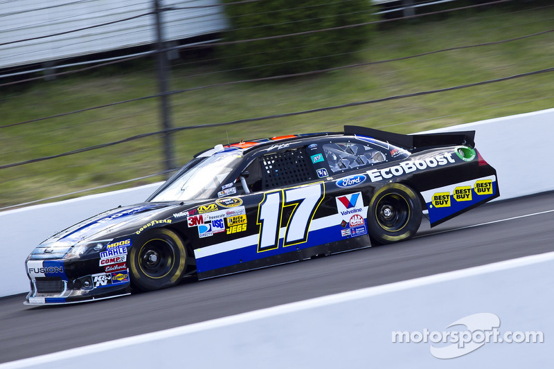 Jack Roush and Wood Brothers seek to break win tie at Michigan