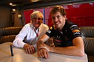 Vettel 'too young' for Ferrari switch - Ecclestone