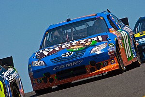 Kyle Busch chases another Sonoma win