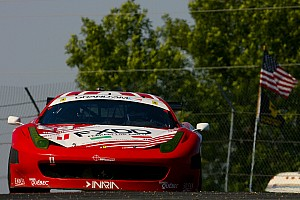 Grand-Am Jeff Segal brings big points lead to Road America
