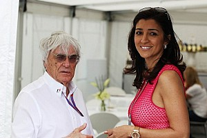 Formula 1 Rumor Ecclestone offers to pay for London grand prix