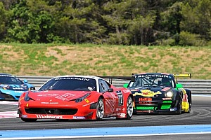 Endurance Qualifying report Ferrari grabs pole in frantic Paul Ricard Qualifying