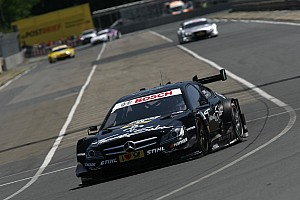 DTM Race report Paffett maintains DTM Championship lead after strong drive