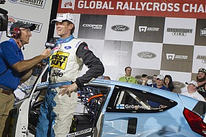 Other rally Breaking news Marcus Grönholm is making good progress in hospital