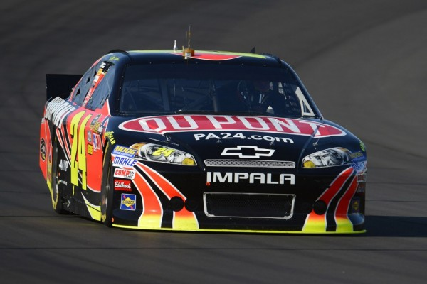 Jeff Gordon chasing the Chase at Daytona
