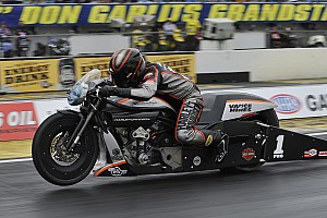 NHRA Breaking news Series Tech Department forms Pro Stock Motorcycle Technical Advisory Council