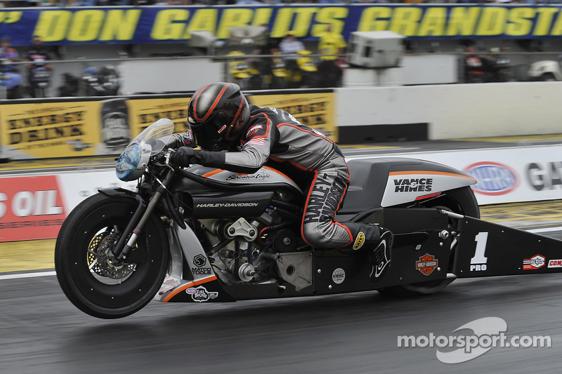 Series Tech Department forms Pro Stock Motorcycle Technical Advisory Council