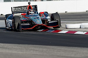 IndyCar Race report Panther Racing bounces back in Toronto