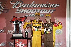 NASCAR Sprint Cup Preview Return to Loudon is special for Kyle Busch's crew chief