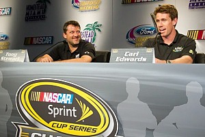 NASCAR Sprint Cup Analysis Series drivers speak out on A.J. Allmendinger suspension
