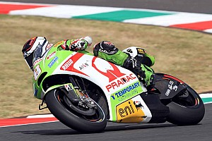 MotoGP Qualifying report Historic front row for Barberà in Italian Grand Prix