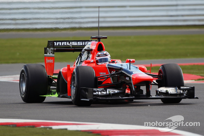 Marussia undecided over engine for future
