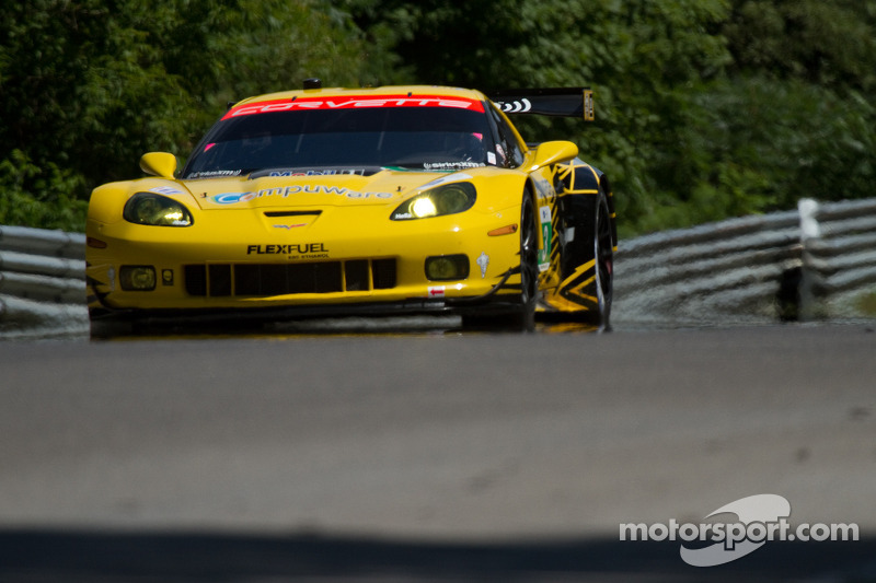 Corvette Racing qualifies 1-2 in GT at Mosport