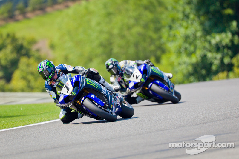 AMA Pro Road Racing joins MotoGP riders at Laguna