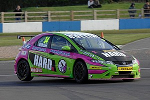American Robb Holland ready for BTCC debut
