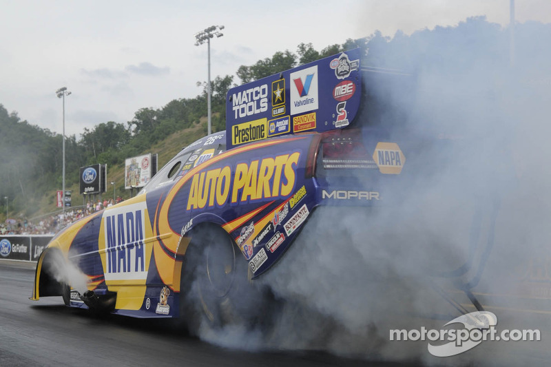 Ron Capps excited to be headed home to Sonoma