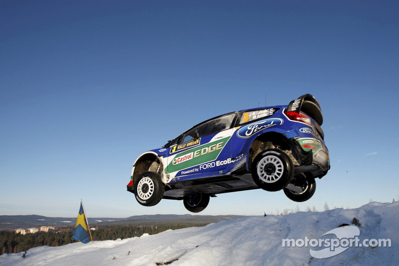 Ford's sprinters aim to be quick out of the blocks in Finland