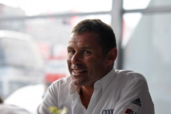 'Mr Le Mans' Tom Kristensen takes on the Spa 24 Hours
