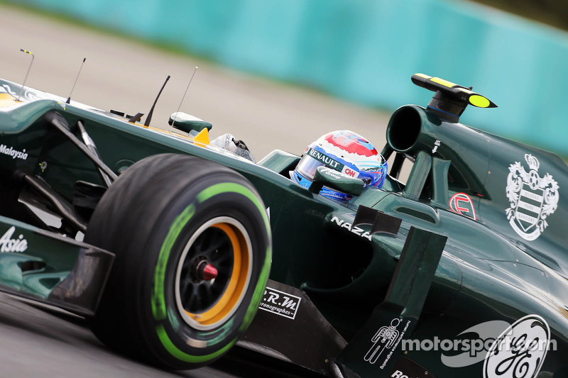 Caterham looking to Sunday after Hungarian GP quals yield little gains