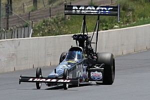 NHRA Qualifying report MAVTV's Bernstein anticipating another successful Sunday in Sonoma