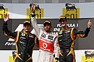 Double podium for Renault engines in Hungarian Grand Prix