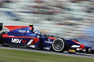 GP2 Race report iSport secure more points for the championship at Hungary