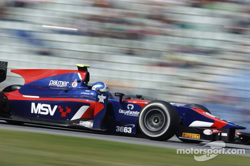 iSport secure more points for the championship at Hungary