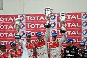 Endurance Race report One-two victory of Audi R8 LMS ultra at Spa 24 Hours