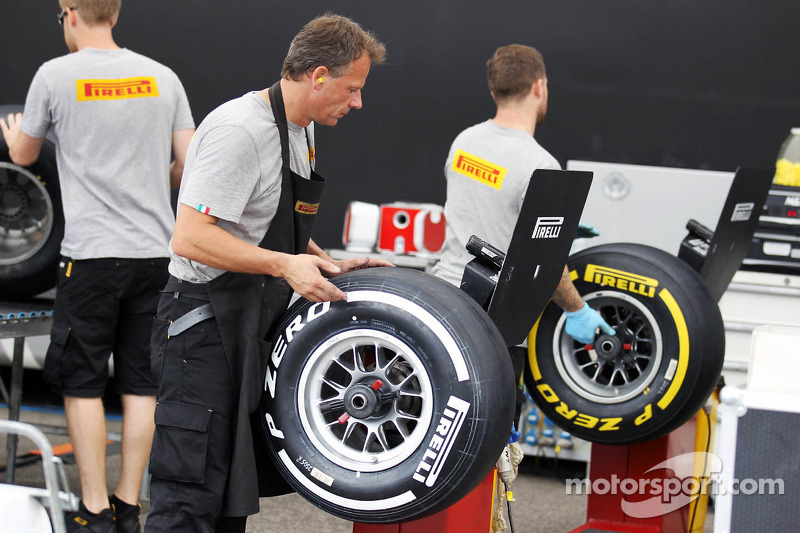 Pirelli prepares for rest of Formula One season