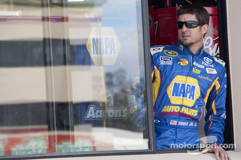 Heading to Pocono, Truex Jr. is having his best year in the Cup series