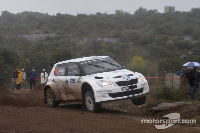 Jumps, speed and spectacle - Volkswagen at Rally Finland