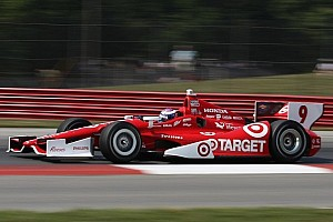 IndyCar Race report Scott Dixon becomes first four-time Mid-Ohio Indy Car winner