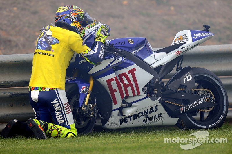 Yamaha officially confirm the signing of Valentino Rossi!