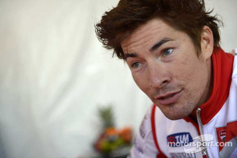 Hayden on Indianapolis GP: I look forward to this year and try to put up a good fight