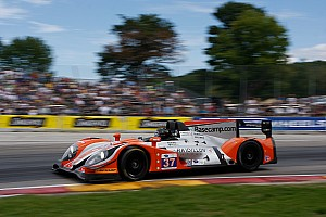 ALMS Race report Conquest Endurance takes dominant P2 class victory at Road America
