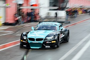 Blancpain Sprint Race report Vita4One Racing BMW lights-to-flag win in Slovakia
