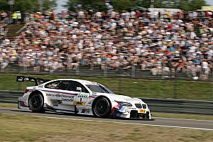 DTM Race report Spengler claims second win of the season for BMW at Nürburgring