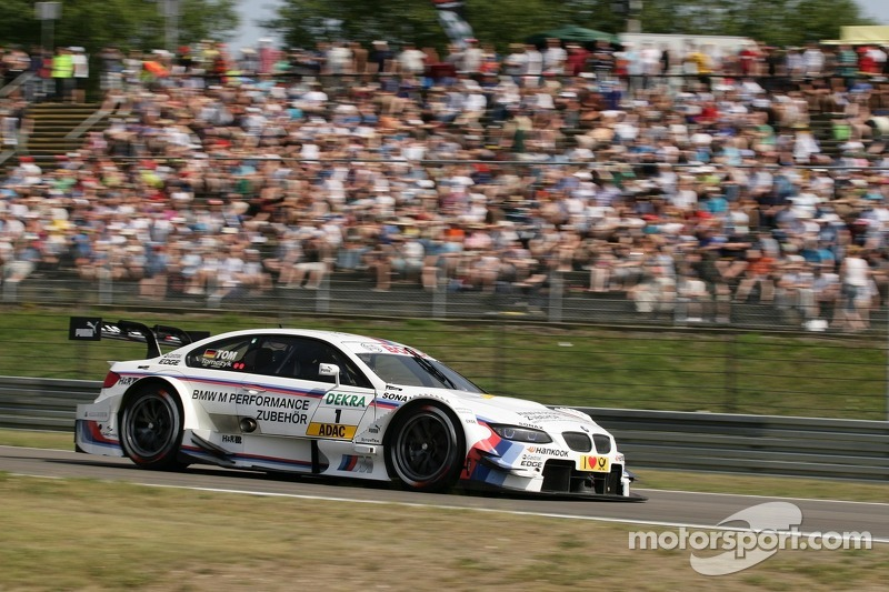 Spengler claims second win of the season for BMW at Nürburgring