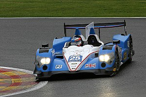 WEC Preview Five ORECA 03 chassis to start at Silverstone
