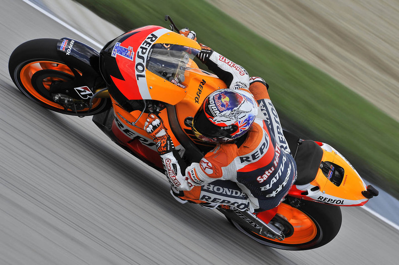 Stoner withdraws from Czech GP, heads home for surgery