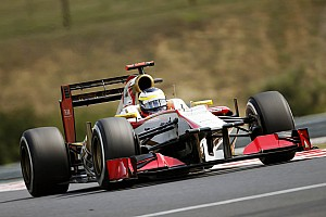Formula 1 Preview Spa is one of the HRT's drivers favourite tracks